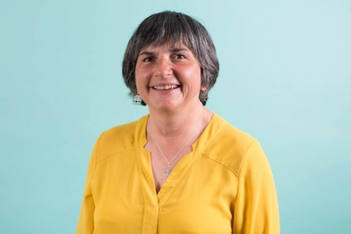 Sue James, new Cornwall Cabinet Member